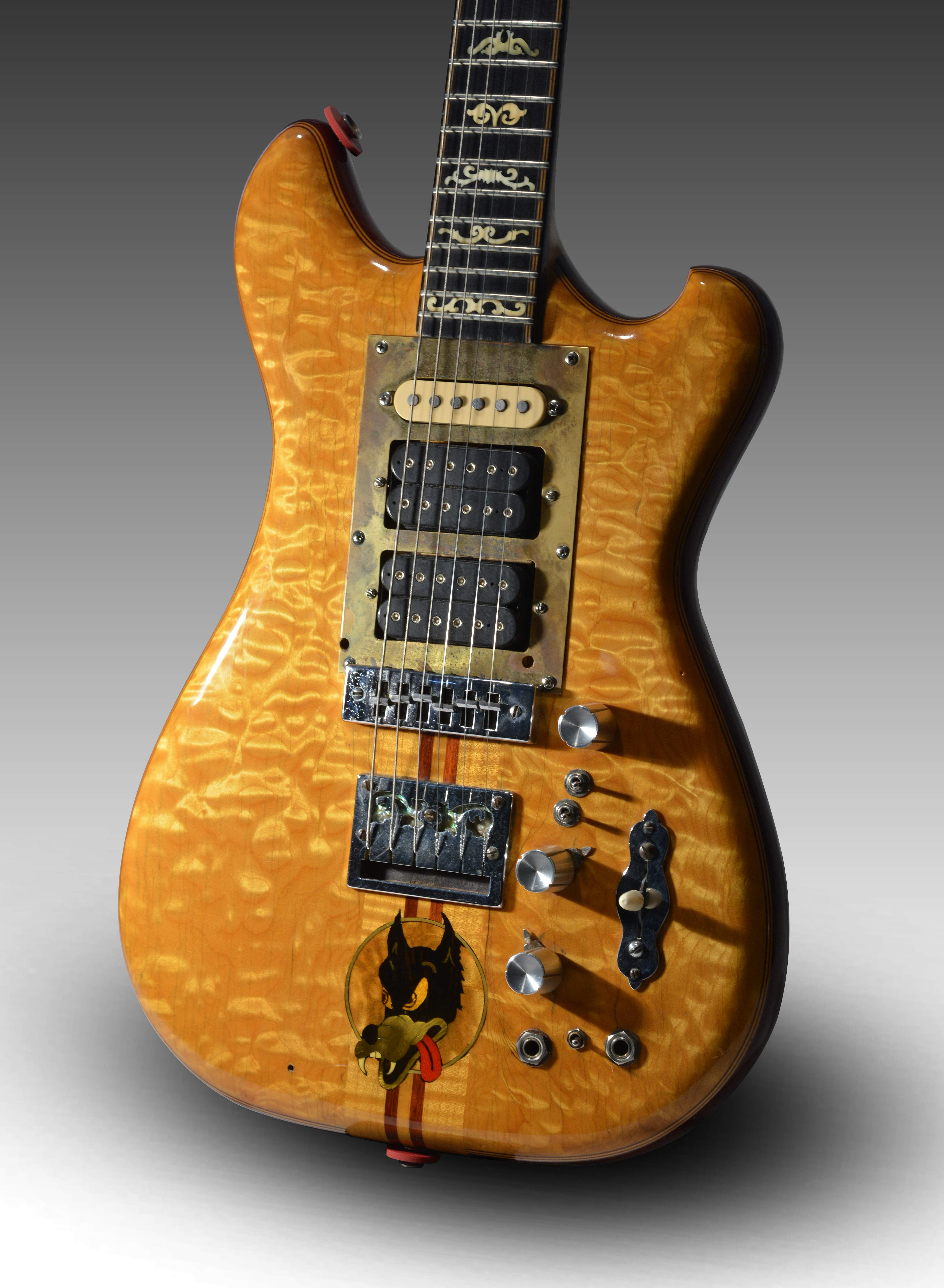 garcia s wolf guitar earns 3 5 million for southern poverty law center. Black Bedroom Furniture Sets. Home Design Ideas