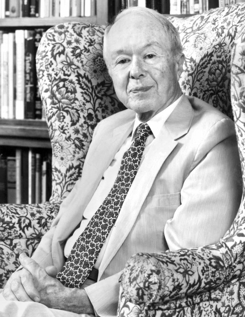 Abbott Lowell Cummings. —J. David Bohl photo