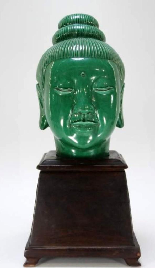 Bruneau Buddha Head