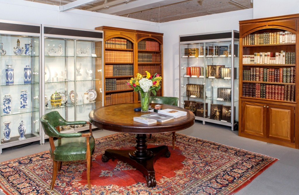 Imperial Fine Books and Oriental Art, New York City
