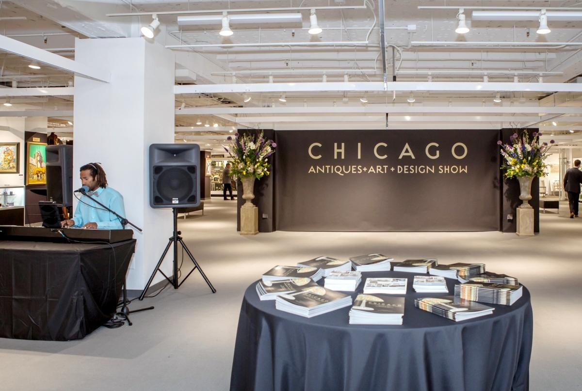 Rehs Galleries New York City Interior Design Show Chicago