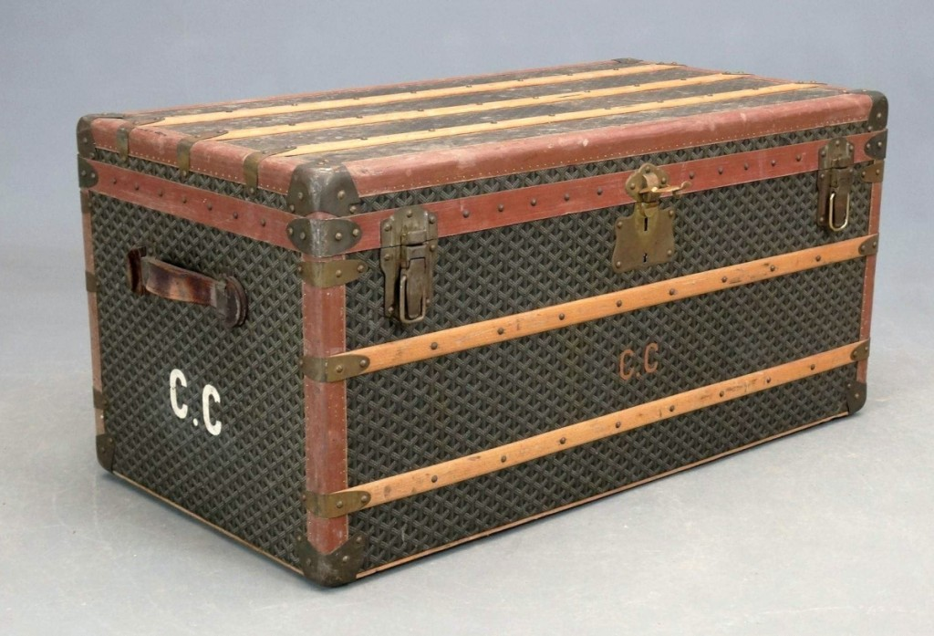 Copake Steamer Trunk