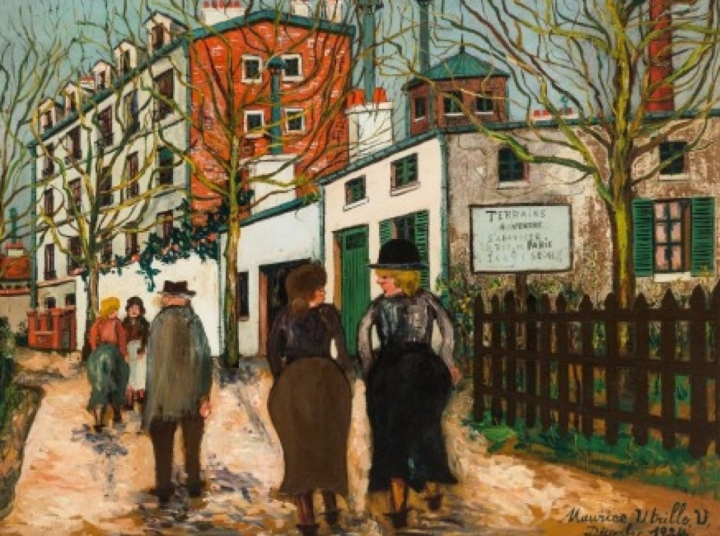 shapiro utrillo