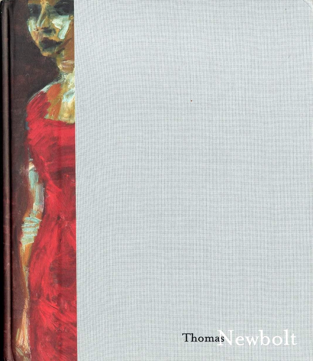 Thomas Newbolt - Book Cover