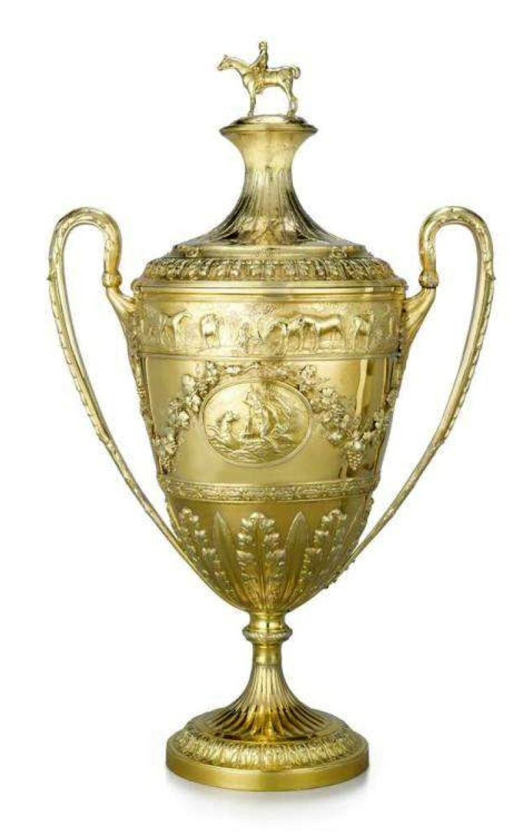 AB Charlton Hall cup