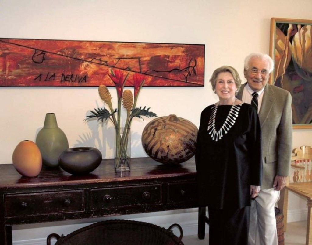 Daphne and Peter Farago. 			         —Suzanne Koros photo