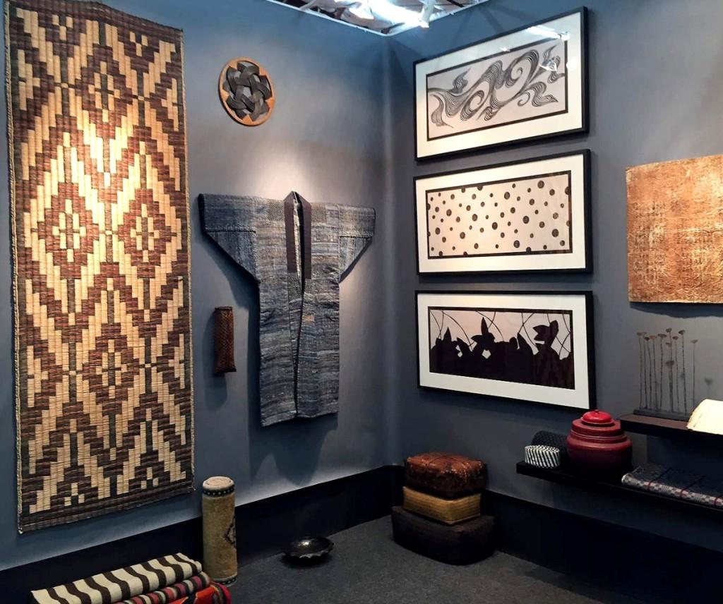 John Ruddy Textile Art, Santa Fe