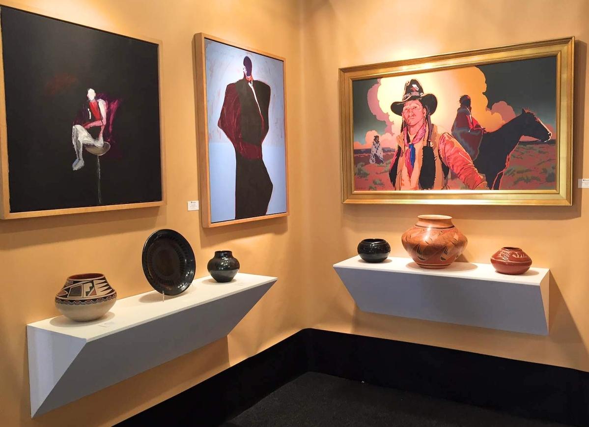 Blue Rain Gallery, Santa Fe