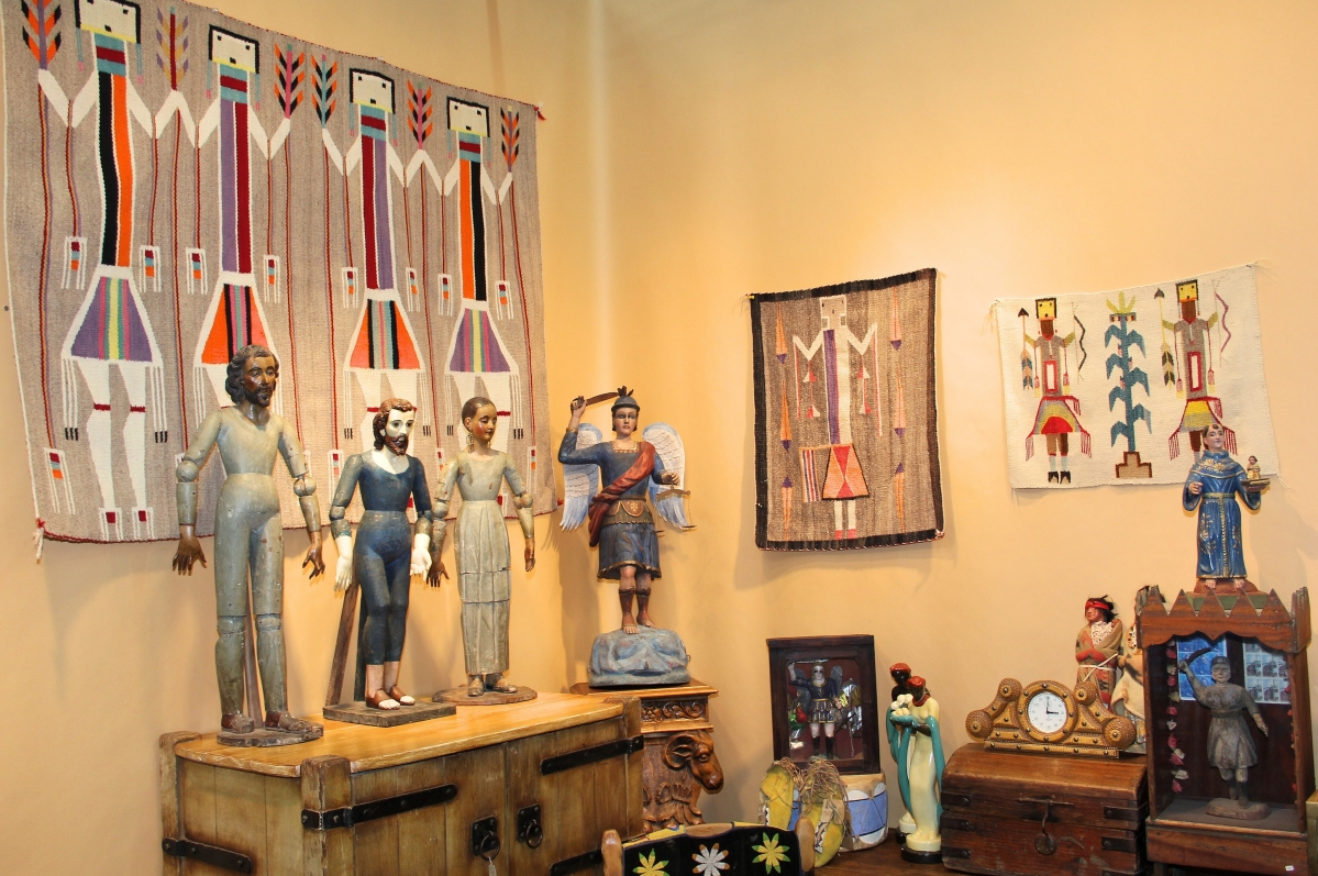 Objects Of Art Santa Fe, For The City That Prides Itself On The Unusual