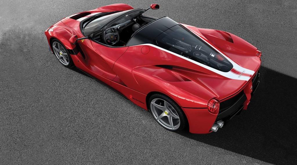 2017 Ferrari LaFerrari Aperta_Courtesy of Ferrari_2