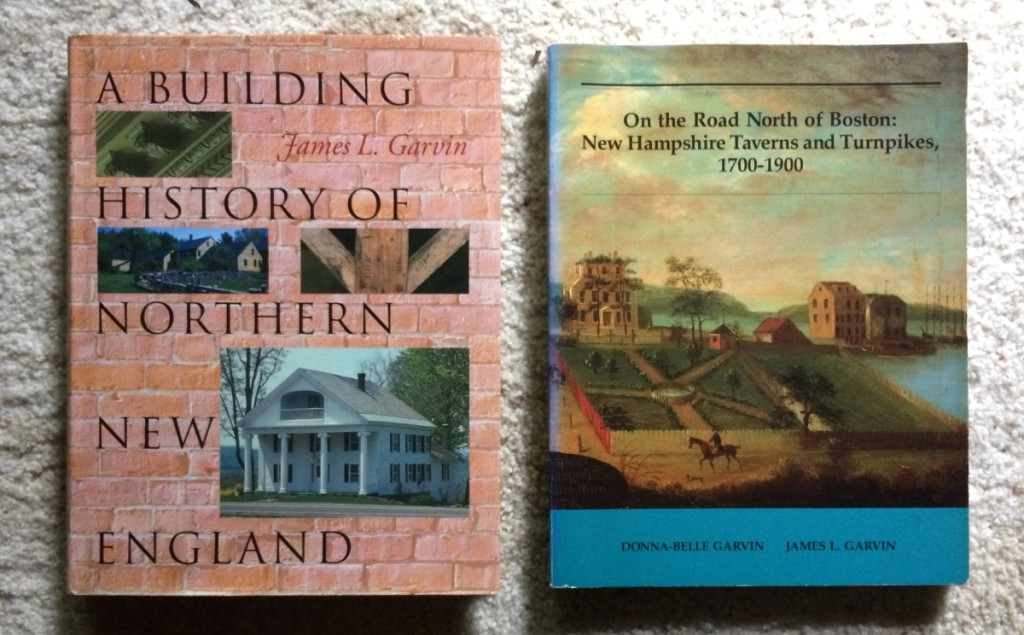 Two of the many books the couple has written, individually and jointly.