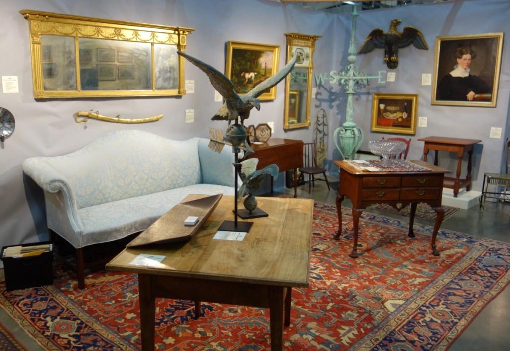 Jeffrey Tillou Antiques, Litchfield, Conn.