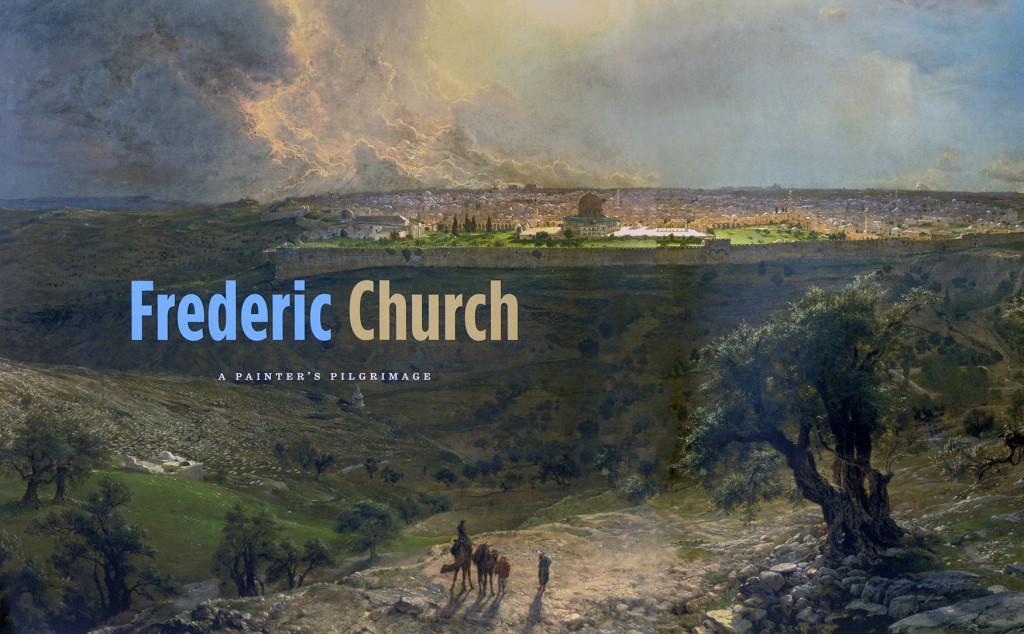 Book Cover - Frederic Church