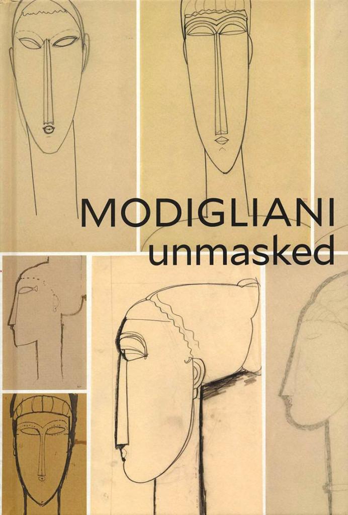 Book Cover - Modigliani Unmasked