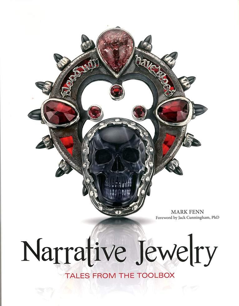 Book Cover - Narrative Jewelry
