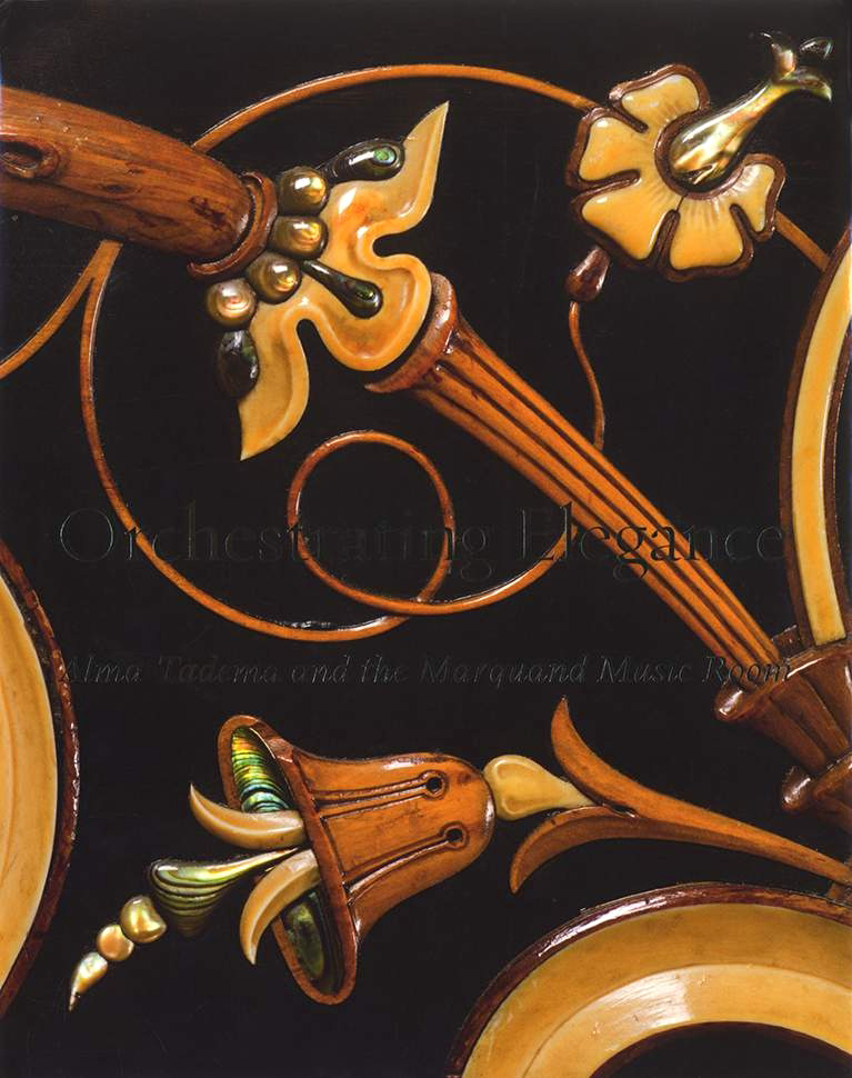 Book Cover - Orchestrating Elegance