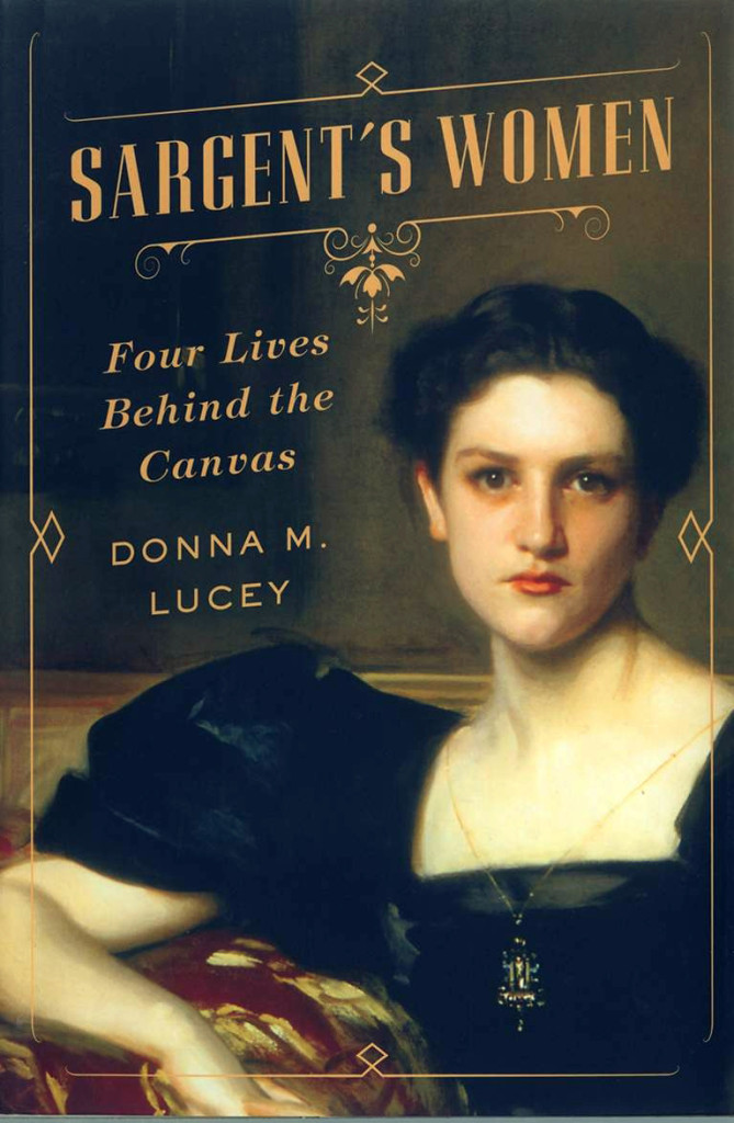 Book Cover - Sargent's Women