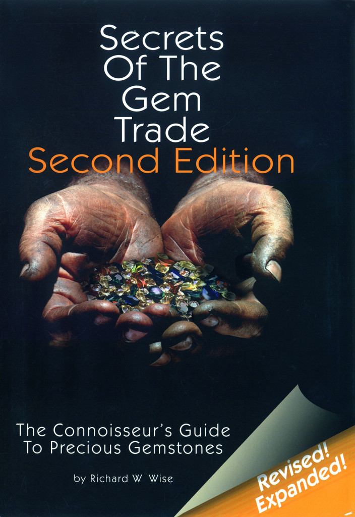 Book Cover - Secrets Of The Gem Trade
