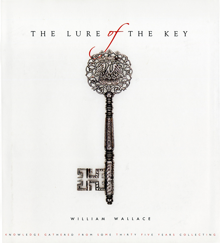 Book Cover - The Lure Of The Key