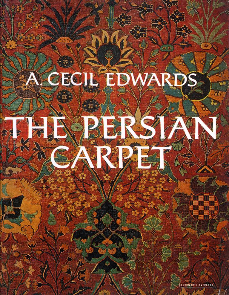 Book Cover - The Persian Carpet