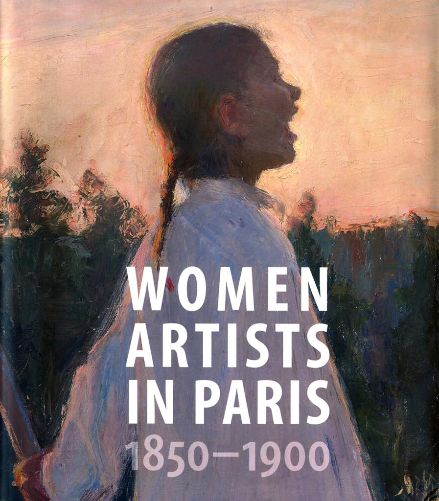 Book Cover - Women Artists In Paris