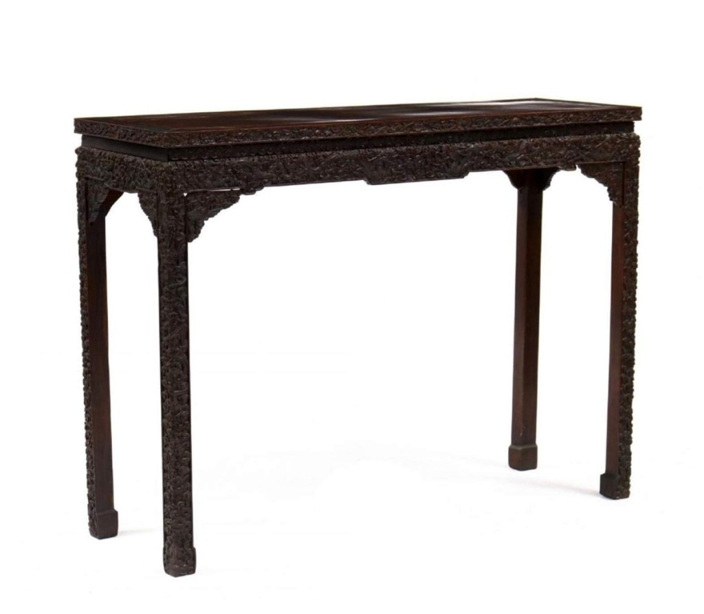 AB Leland Little Chinese Console Table