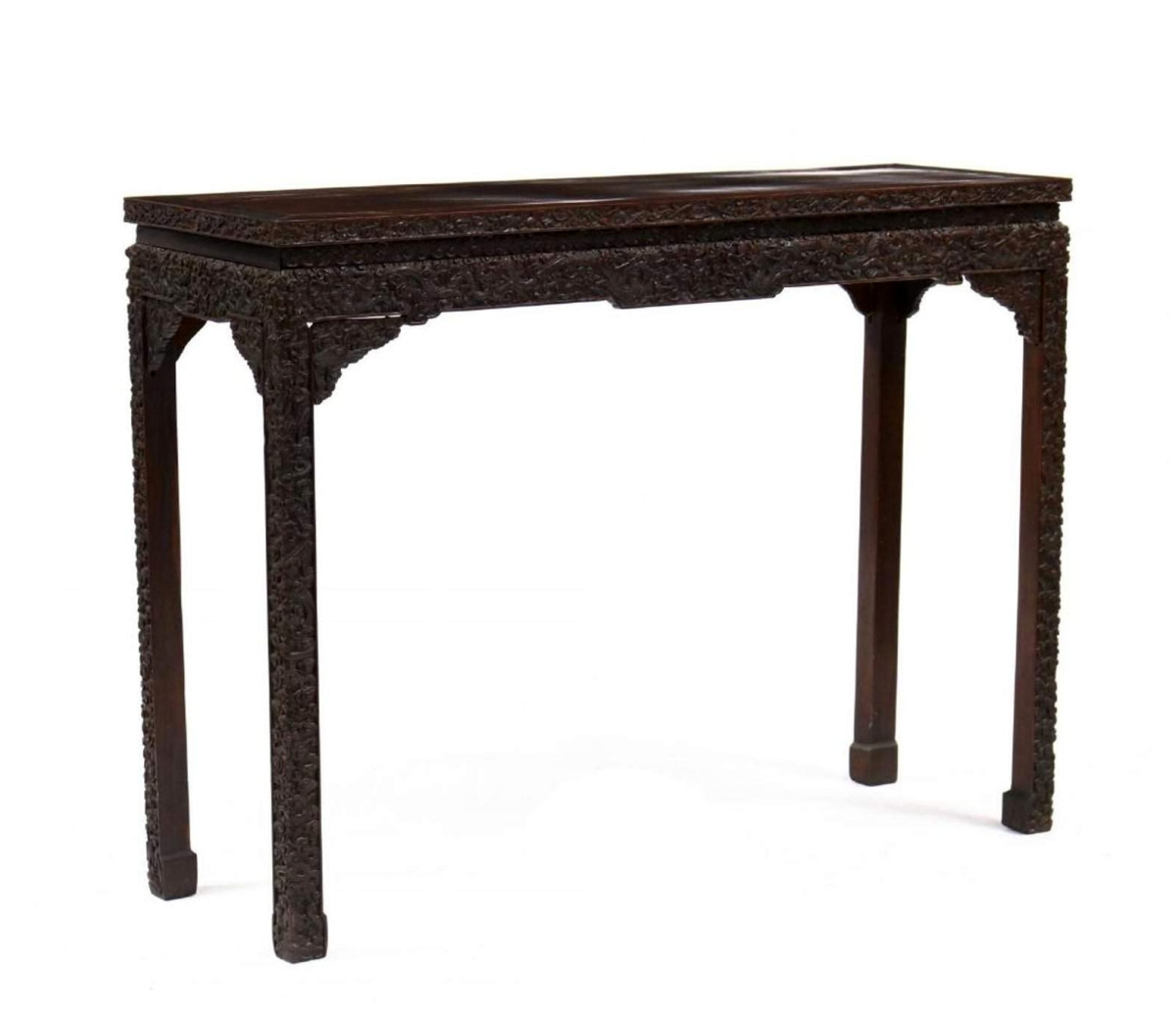 Across the block ab leland little chinese console table geotapseo Gallery