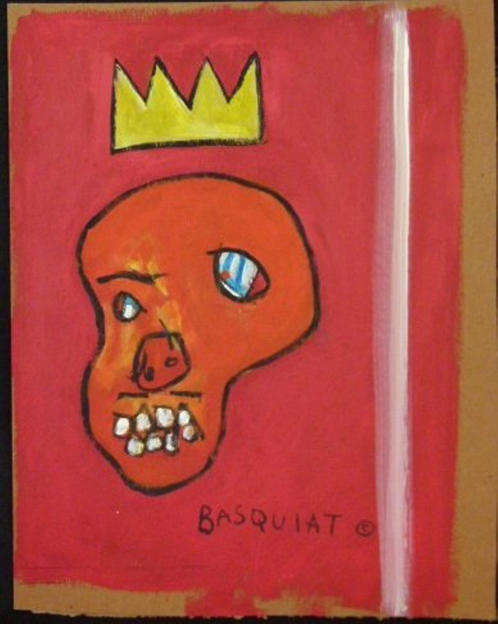Image result for jean michel basquiat crown