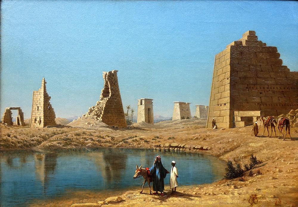 Waller 'Desert Oasis'