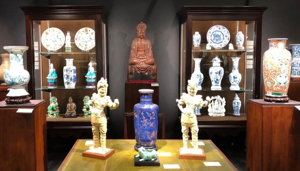 Ralph M. Chait Galleries, New York City