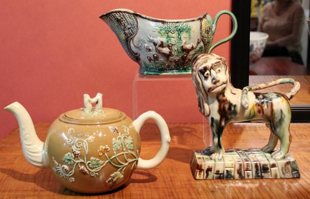Maria and Peter Warren Antiques, Sandy Hook, Conn.