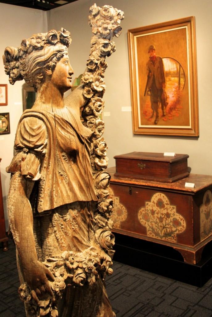 Steven F. Still Antiques, Manheim, Penn.
