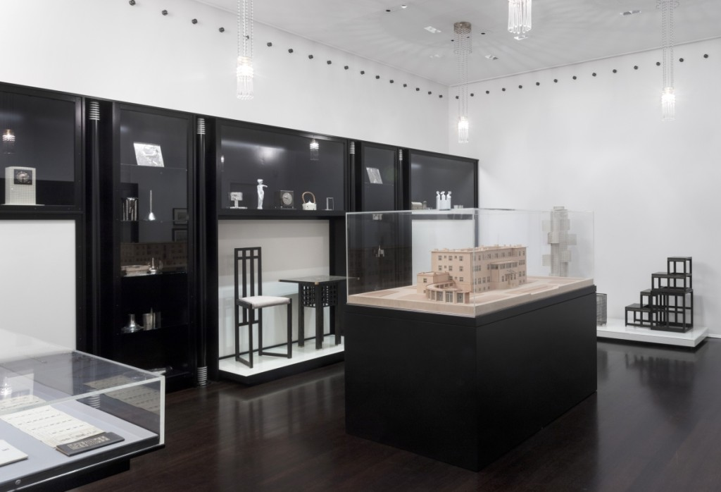 "The ""Founding Years, 1903–05"" gallery highlights the earliest works designed by Josef Hoffmann and Koloman Moser and fabricated by the Wiener Werkstätte. —Hulya Kolabas photo"