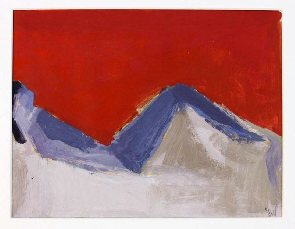 "The top-selling lot of the two-day sale, as expected, was ""Blue Nude"" painted in 1955 by Nicolas de Stael, a well-known French abstract painter. Kaminski had advertised it in Europe to attract European buyers and one of them paid $84,000 for it."