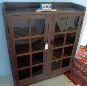Round-Up Cole Stickley cabinet