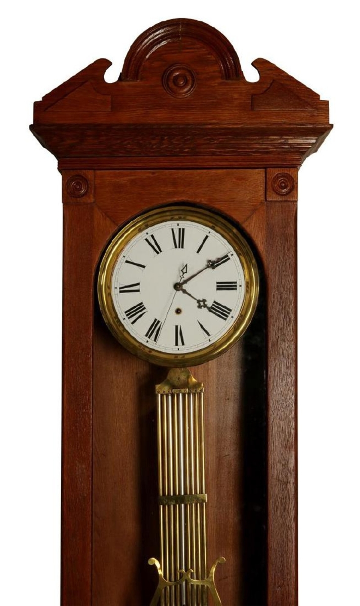 American Regulator Clock, Soulis