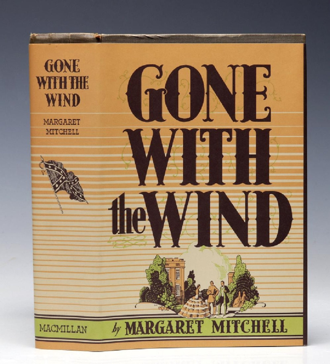 Gone with the Wind, Soulis
