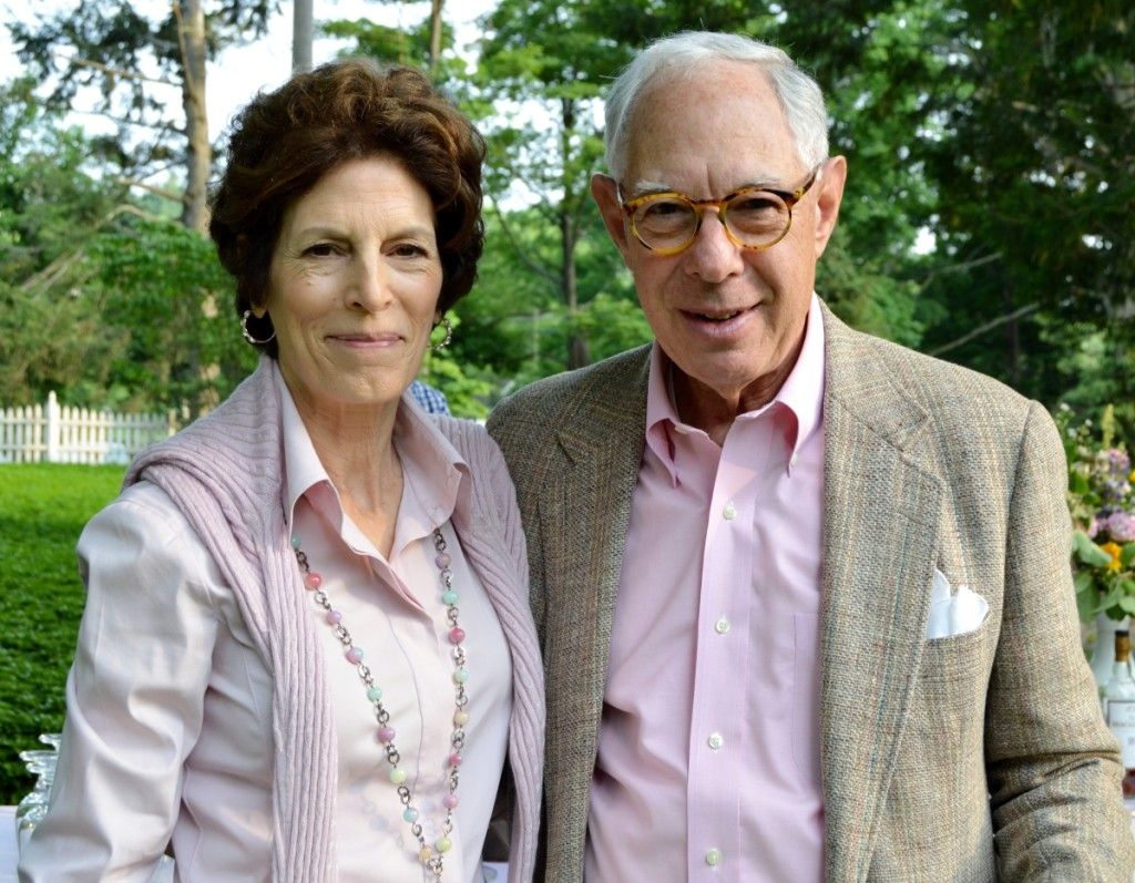 Coco and Arie Kopelman, June 2015. The New Yorkers look forward to spending more time at their seasonal residences in Nantucket and Indian Wells, near Palm Springs.
