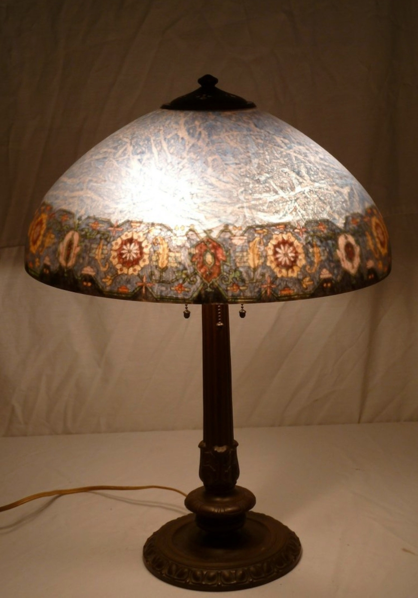 Mooney's 2 lamp