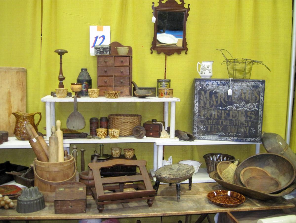 Hirsh Antiques, Pleasant Valley, Conn.