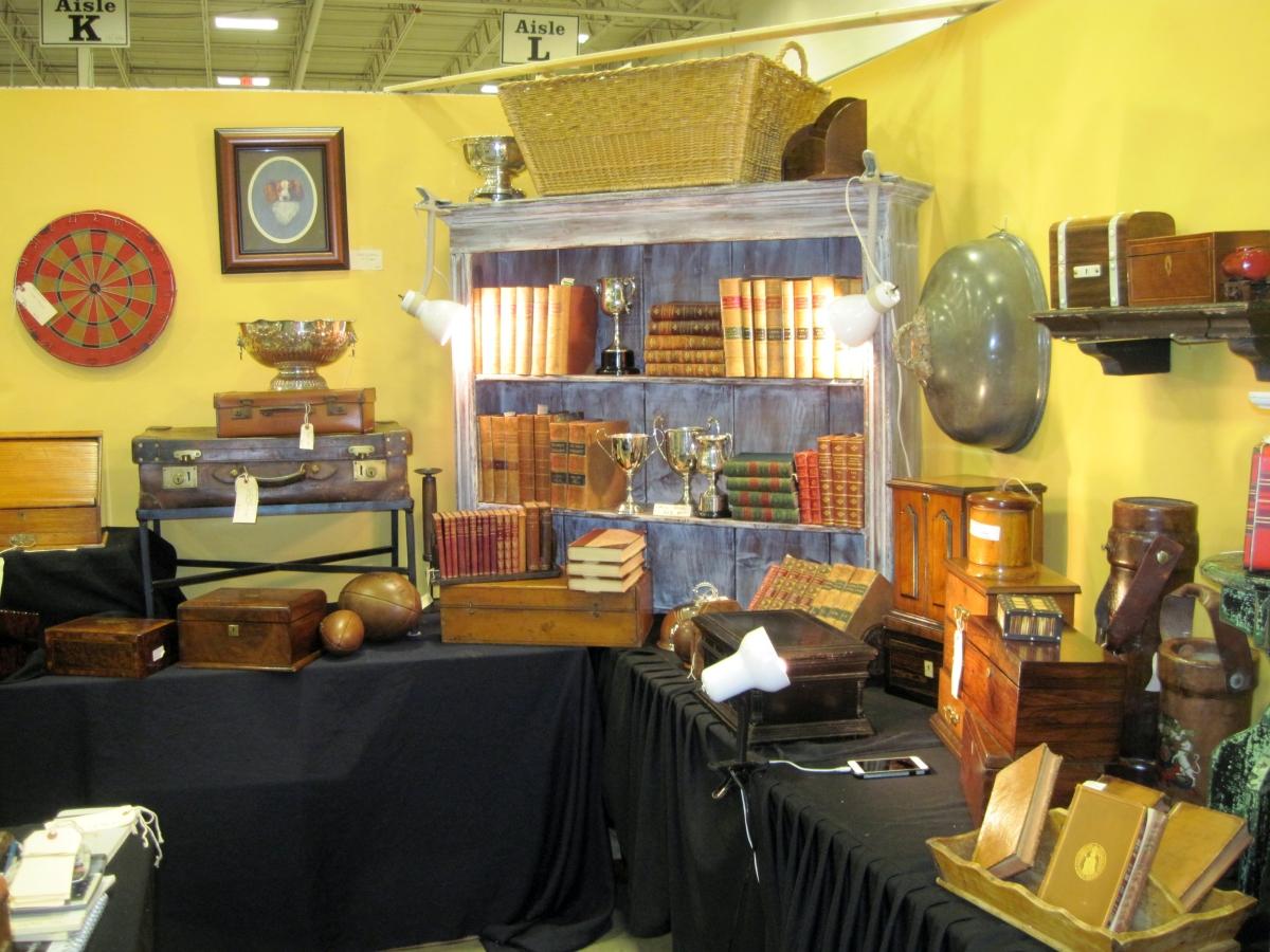 Anne Charles Antiques, Marietta, Ga.