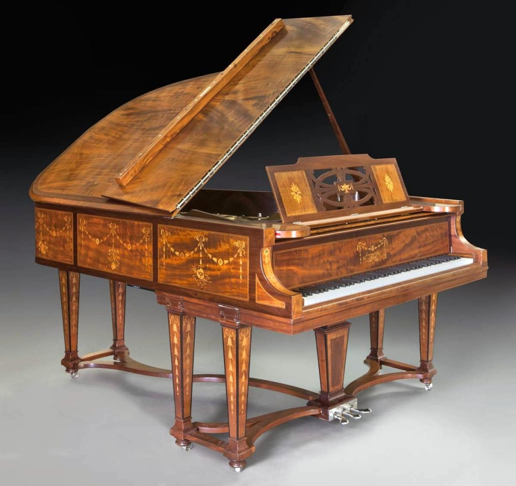 AB Dallas Auction Gallery Steinway