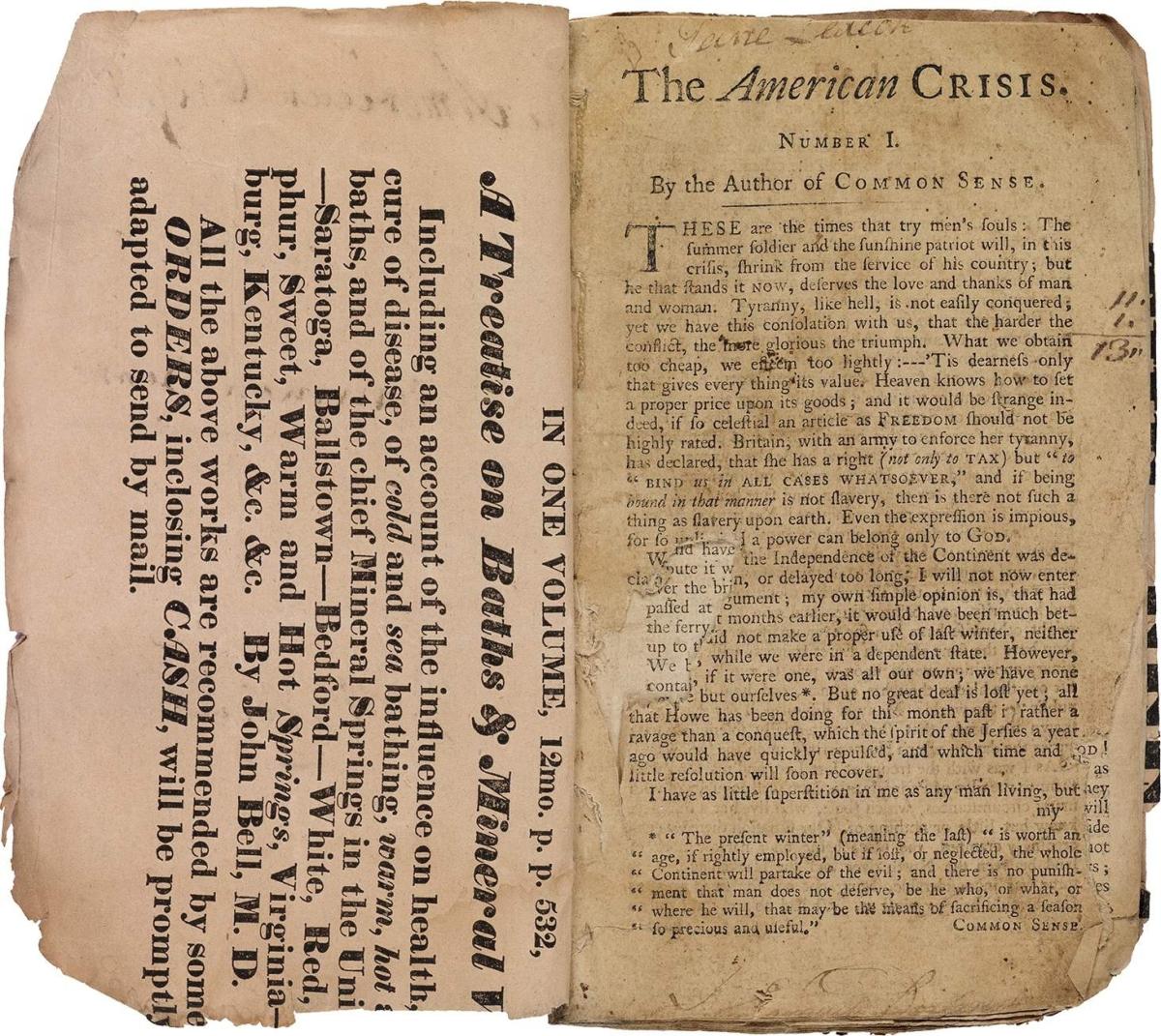 AB Swann Paine Document