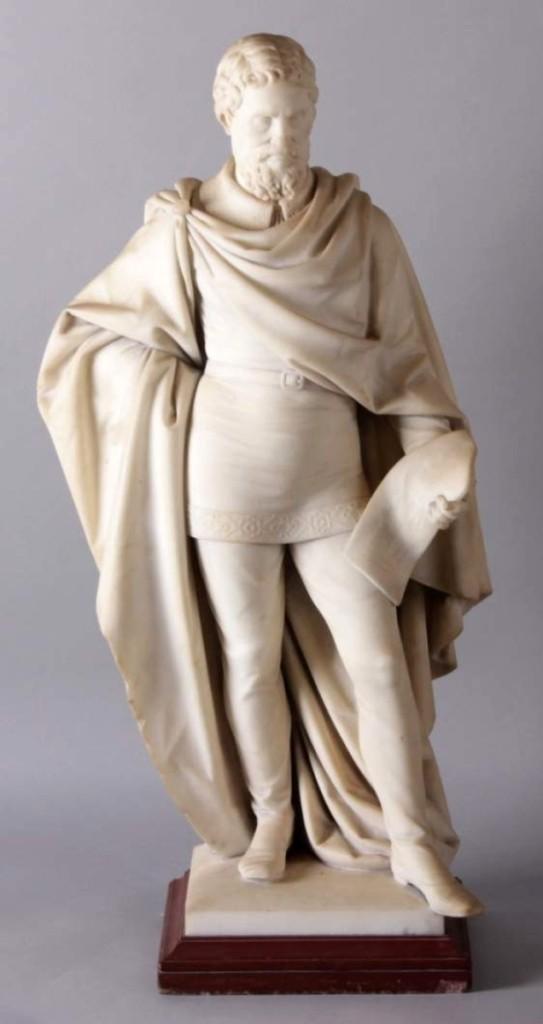 AB Locati Marble Sculpture