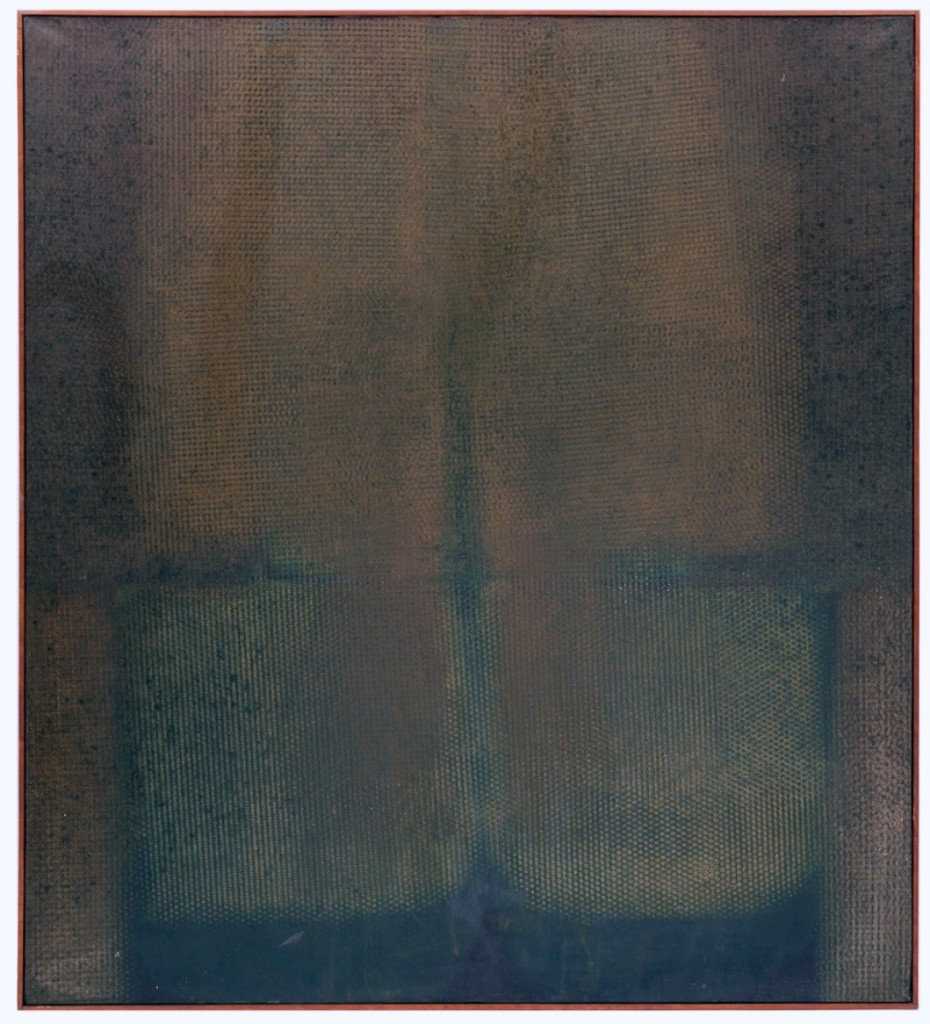 AB Selkirk Modernist painting