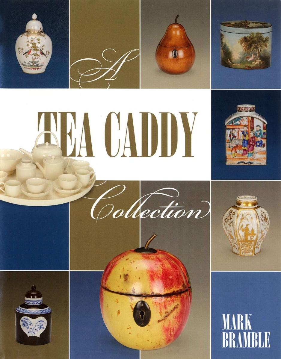 Book Cover - Tea Caddy Collection