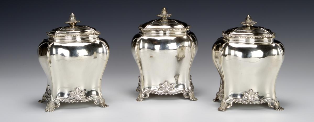 Bramble Tea Caddy Collection #13