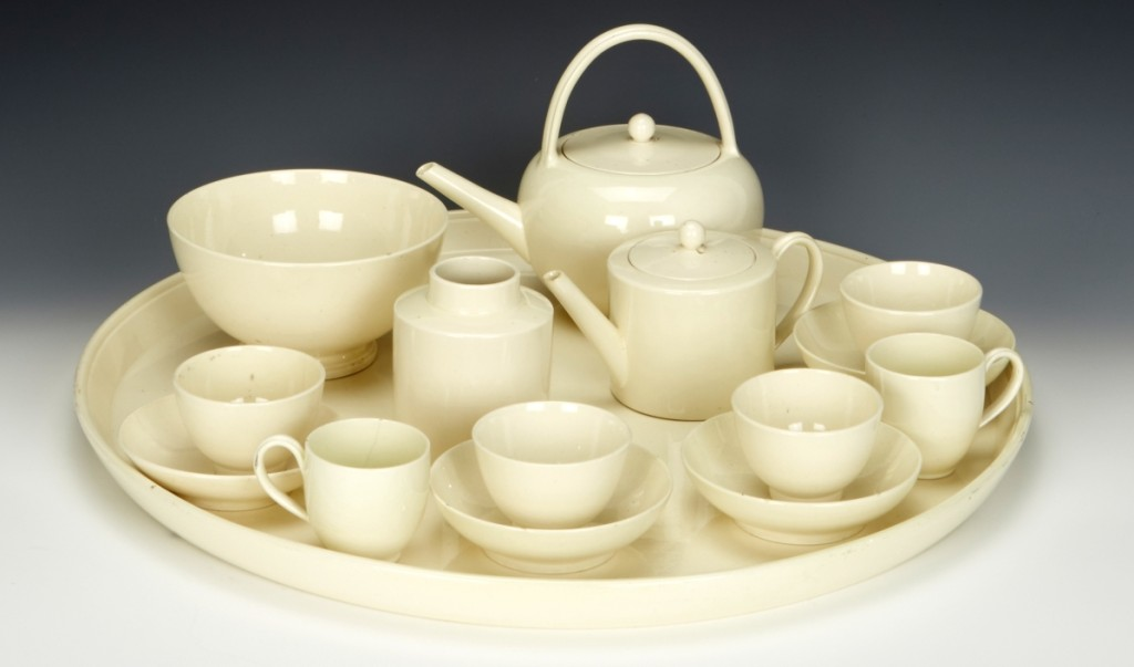 Bramble Tea Caddy Collection #2