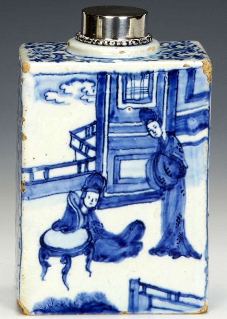 Bramble Tea Caddy Collection #8