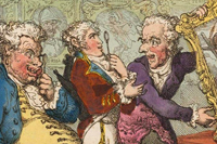 Biting Wit and Brazen Folly: British Satirical Prints, 1780s-1830s